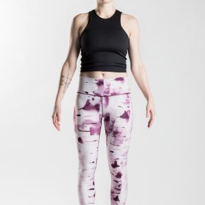 Silver birch – Soahki lily leggings