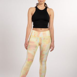 Weeping birch – Soahki yellow leggings
