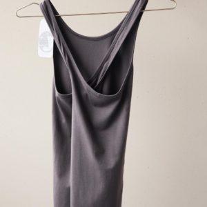 NEW! Organic Shanti Top (grey)